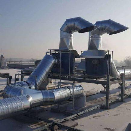 A légtechnika szerelés elhanyagolhatatlan része: a rendszer tisztítása