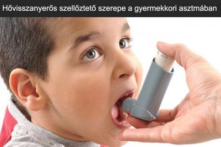 A hővisszanyerős szellőztető szerepe a gyermekkori asztma megelőzésében és kezelésében