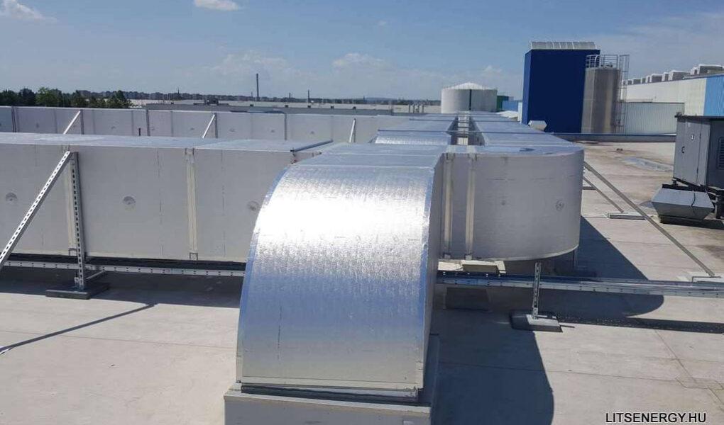 A légtechnikai rendszerek tisztítása